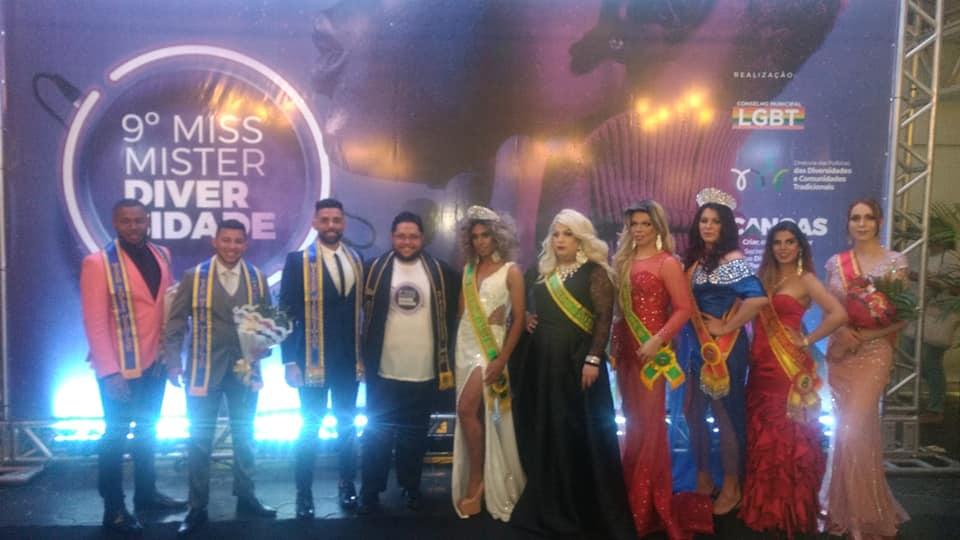 9° Edição do Miss e Mister Diversidade Canoas 2018