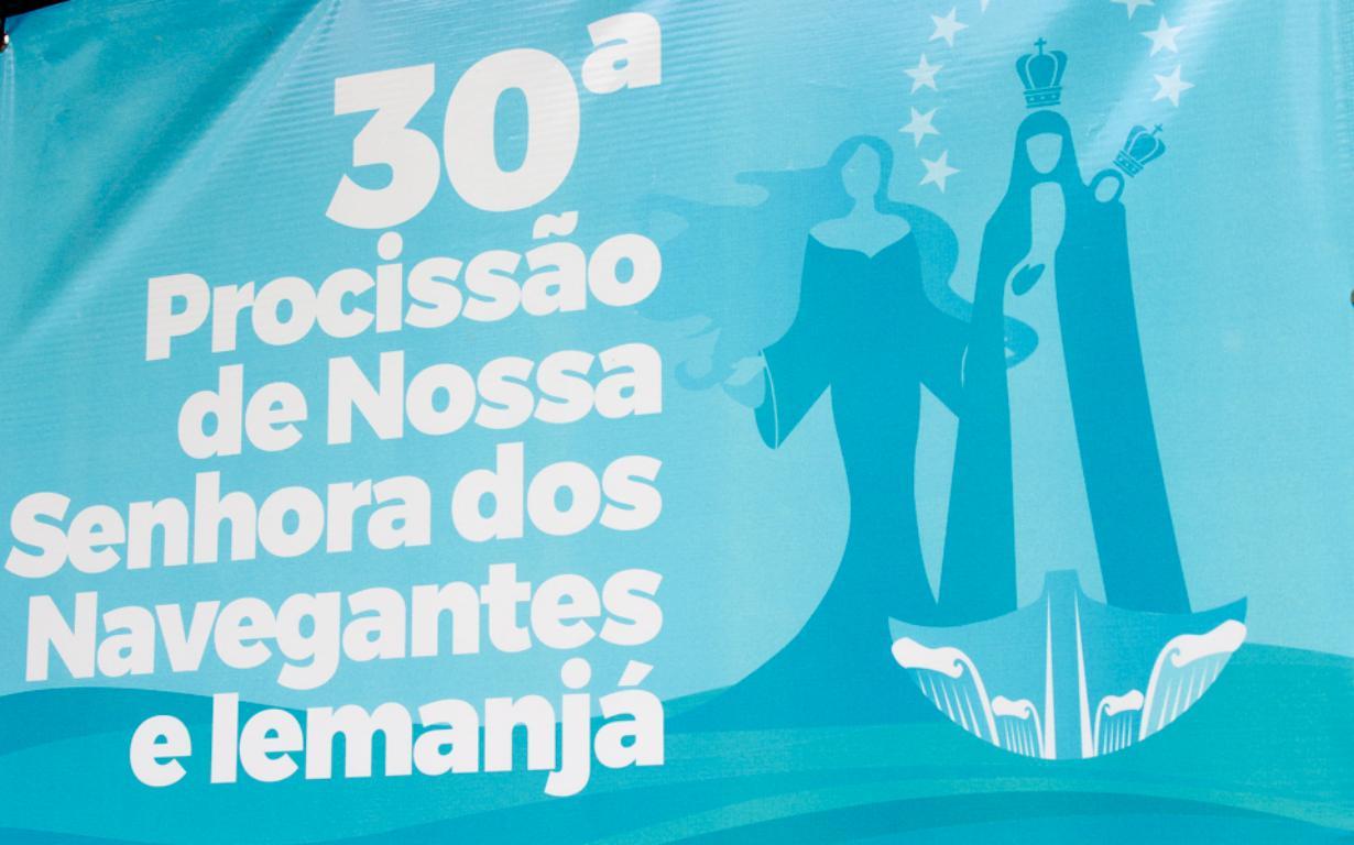 30º Procissão de Navegantes e Iemanjá – 80 anos de Canoas.