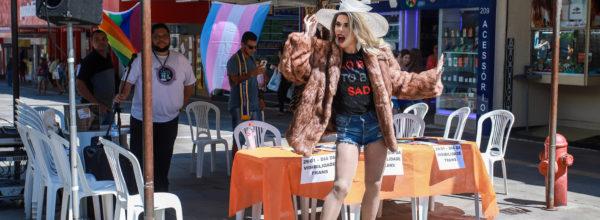 Dia da Visibilidade Trans é comemorado em Canoas com programação no Calçadão