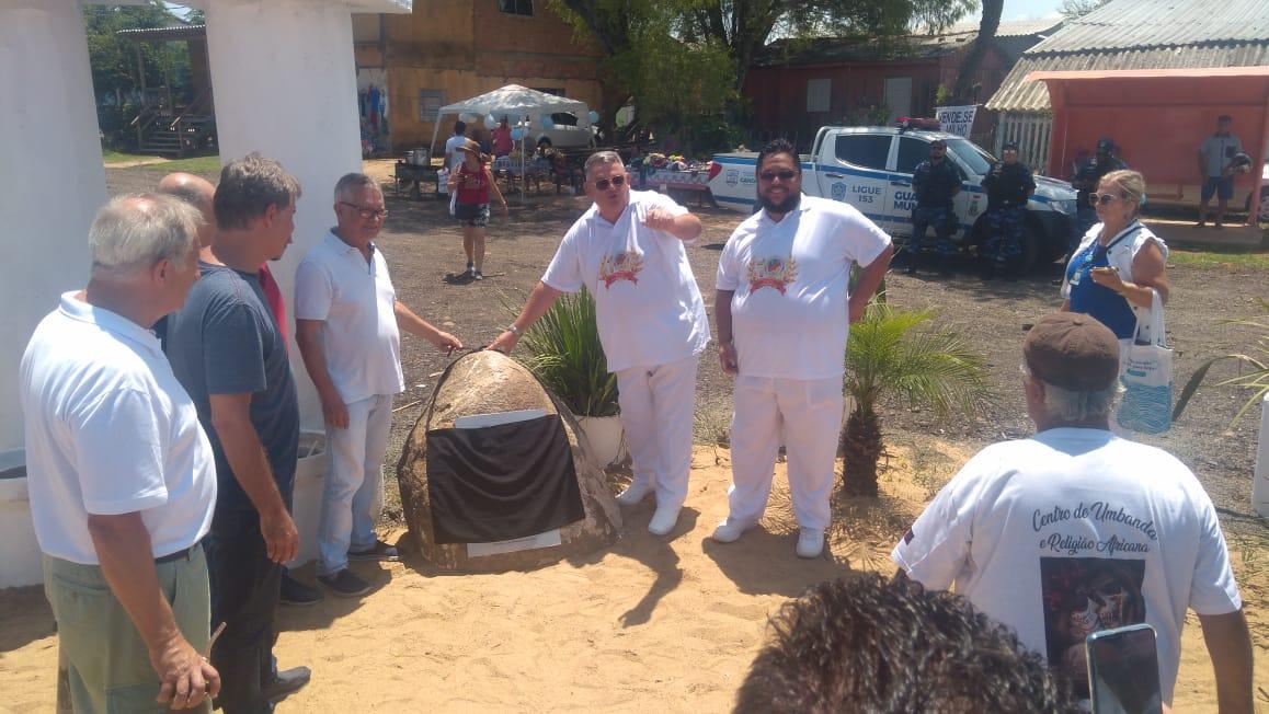 31º Procissão de Navegantes e Iemanjá – Inauguração da 2º Fase do Santuário Sincrético e Ecológico