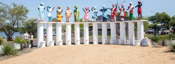 Canoas inaugura última fase do Santuário Sincrético no dia de Nossa Senhora dos Navegantes e Iemanjá