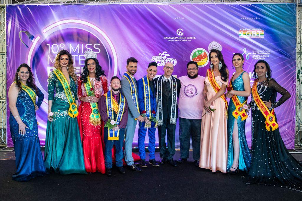 Corte da Diversidade 2019: conheça os novos representantes de Canoas